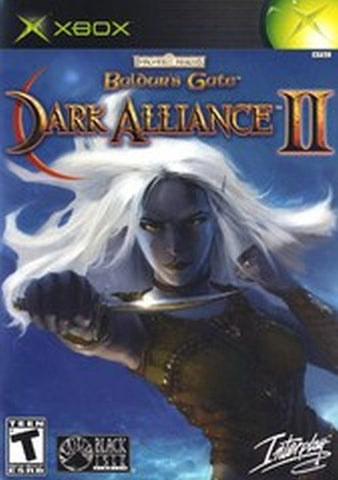 Baldur's Gate: Dark Alliance II (Microsoft Xbox, 2004)