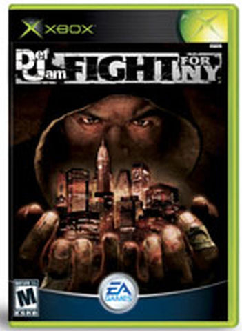 Def Jam: Fight for NY (Microsoft Xbox, 2004) Complete