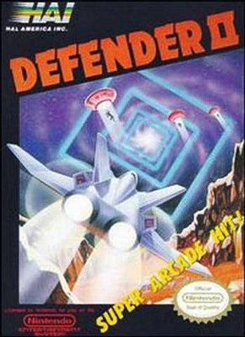 Defender II (Nintendo Entertainment System, 1988)