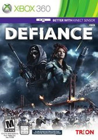 Defiance (Microsoft Xbox 360, 2013) Complete