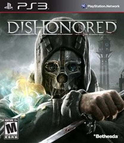Dishonored (Sony PlayStation 3, 2012) Complete