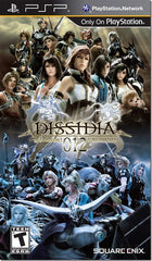 Dissidia 012duodecim Final Fantasy (Sony PSP, 2011) - Games Found Here