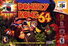 Donkey Kong 64 (Nintendo 64, 1999) - Games Found Here  - 1