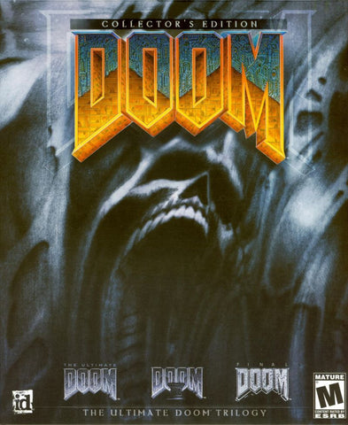 Doom Collectors Edition (PC, 2001)