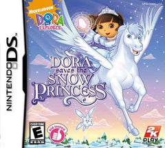 Dora the Explorer: Dora Saves the Snow Princess (Nintendo DS, 2008) - Games Found Here  - 1