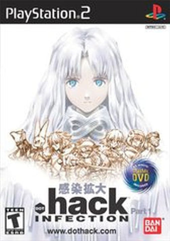 .hack//INFECTION (Sony PlayStation 2, 2003) Complete