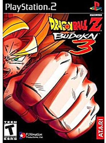 Dragon Ball Z: Budokai 3  (Sony PlayStation 2, 2004)