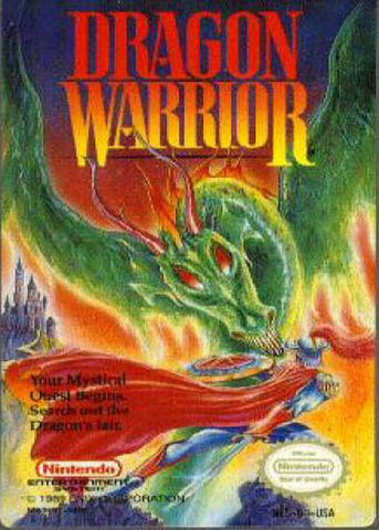 Dragon Warrior (Nintendo Entertainment System, 1989)