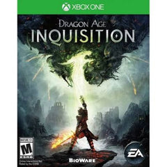 Dragon Age: Inquisition (Microsoft Xbox One, 2014)