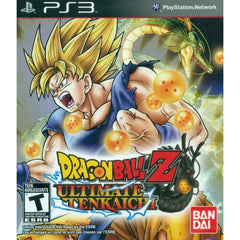 Dragon Ball Z: Ultimate Tenkaichi (Sony PlayStation 3, 2011) Complete
