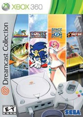 Dreamcast Collection (Microsoft Xbox 360, 2011) Complete