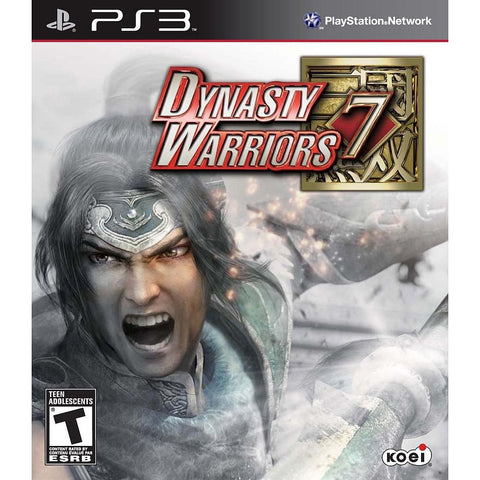 Dynasty Warriors 7 (Sony PlayStation 3, 2011) Complete