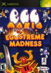 Egg Mania: Eggstreme Madness (Microsoft Xbox, 2002) Complete - Games Found Here