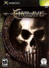 Enclave (Microsoft Xbox, 2002) Complete