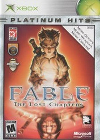 Fable The Lost Chapters (Microsoft Xbox, 2004)