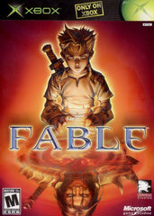 Fable (Original Microsoft Xbox 2004) w/ artwork - Games Found Here