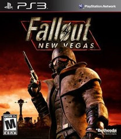 Fallout: New Vegas  (Sony Playstation 3, 2010) No Instruction Manual
