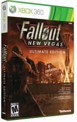 Fallout: New Vegas -- Ultimate Edition (Microsoft Xbox 360, 2012) - Games Found Here