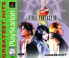 Final Fantasy VIII (Sony PlayStation 1, 1999) Complete Greatest Hits - Games Found Here  - 1