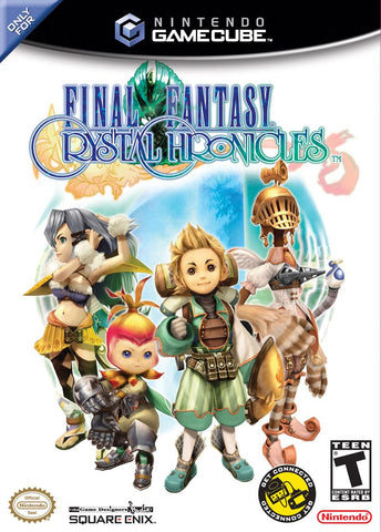 Final Fantasy: Crystal Chronicles  (Nintendo GameCube, 2004) Second Listing
