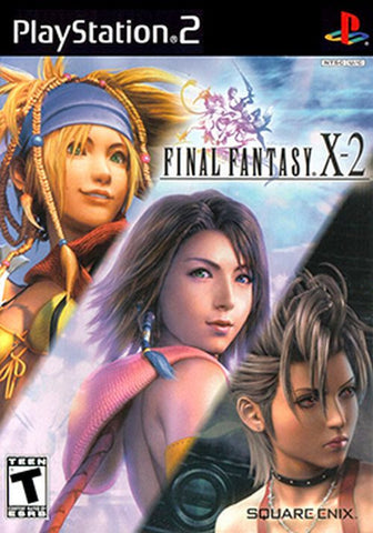 Final Fantasy X-2 (Sony PlayStation 2, 2003)
