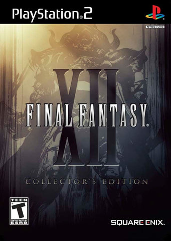 Final Fantasy XII: Collector's Edition (Sony PlayStation 2, 2006)