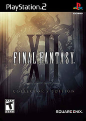 Final Fantasy XII: Collector's Edition (Sony PlayStation 2, 2006) - Games Found Here