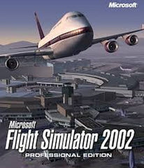Microsoft Flight Simulator 2002 Professional Edition  (PC, 2001) - Games Found Here  - 1