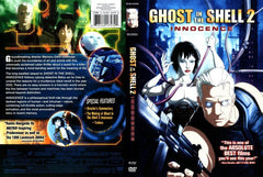 Ghost in the Shell 2: Innocence (DVD, 2004) - Games Found Here