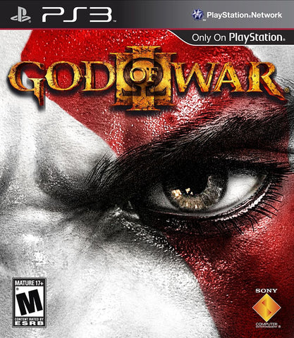 God of War III (Sony Playstation 3, 2010) Disc Only
