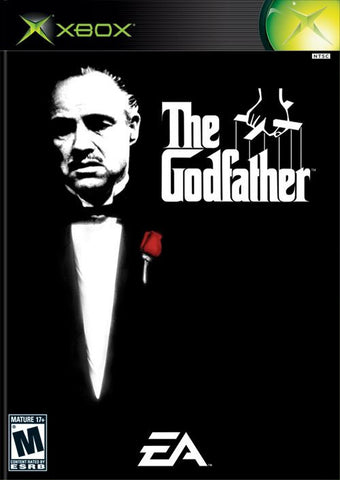 Godfather: The Game (Microsoft Xbox, 2006) Complete
