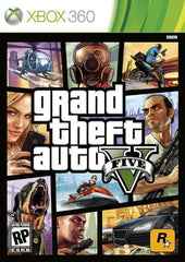 Grand Theft Auto V (Microsoft Xbox 360, 2013) Disc Only - Games Found Here