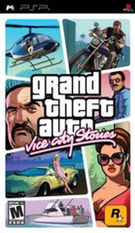 Grand Theft Auto: Vice City Stories (Greatest Hits) (Sony PSP, 2005)