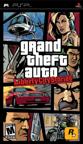 Grand Theft Auto: Liberty City Stories (Sony PSP, 2005)