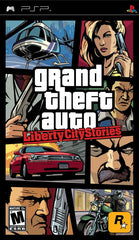 Grand Theft Auto: Liberty City Stories (Sony PSP, 2005) - Games Found Here