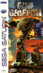 GunGriffon (Sega Saturn, 1996) Complete - Games Found Here
