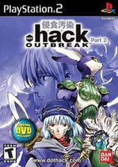 .hack//OUTBREAK (Sony PlayStation 2, 2003) Complete - Games Found Here