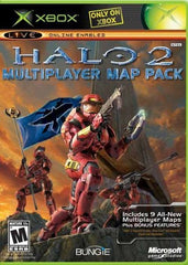 Halo 2 Multiplayer Map Pack (Microsoft Xbox, 2005) - Games Found Here