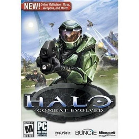 Halo: Combat Evolved (PC, 2003) Complete