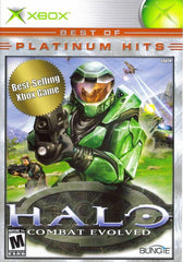 Halo: Combat Evolved (Best of Platinum Hits) (Microsoft Xbox, 2006) - Games Found Here
