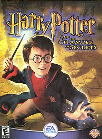 Harry Potter and the Chamber of Secrets  (PC, 2002)