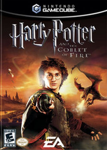 Harry Potter and the Goblet of Fire  (Nintendo GameCube, 2005) Complete