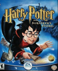 Harry Potter and the Sorcerer's Stone (PC, 2001) - Games Found Here