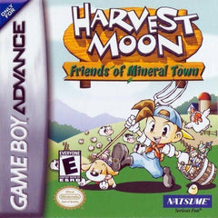 Harvest Moon: Friends of Mineral Town (Nintendo Game Boy Advance, 2003) - Games Found Here  - 1