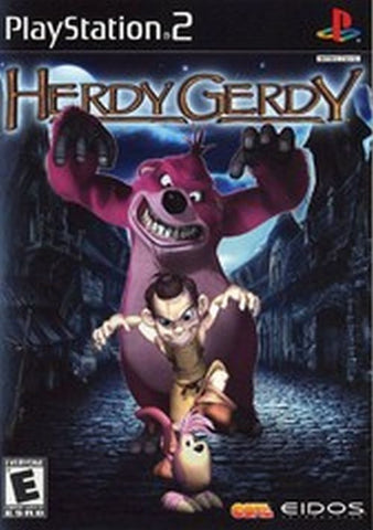 Herdy Gerdy (Sony PlayStation 2, 2002) Complete