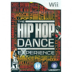 The Hip Hop Dance Experience (Nintendo Wii, 2012) - Games Found Here