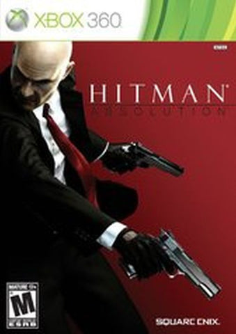 Hitman: Absolution ( Microsoft Xbox 360, 2012 ) Complete