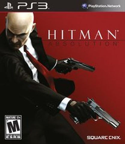Hitman: Absolution (Sony Playstation 3, 2012) Complete