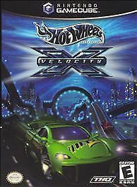 Hot Wheels: Velocity X  (Nintendo GameCube, 2002)
