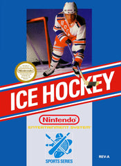 Ice Hockey (Nintendo Entertainment System, NES, 1988) - Games Found Here  - 1
